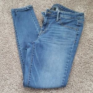Mossimo Mid-Rise Jeggings 10/30R
